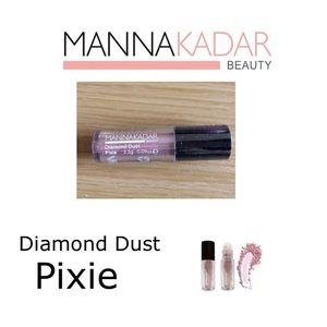 MANNA KADAR Diamond Dust.  Sealed.  Trial size
